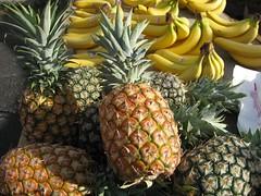 Pineapples & Bananas