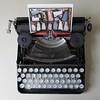 my first typewriter