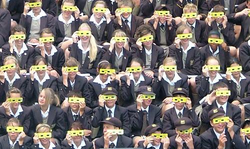 Eclipse - 26/01/2009 - Helpmekaar College, Braamfontein