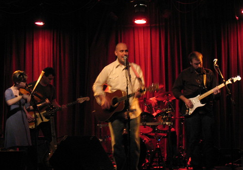 Live at Off Broadway