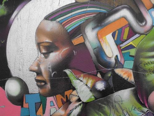 Amazing Turk Street Mural 21