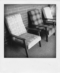 Chairs (B&W)
