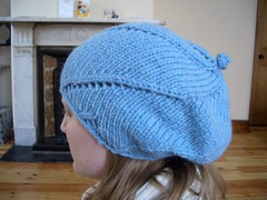 Icing Swirl Hat - FO