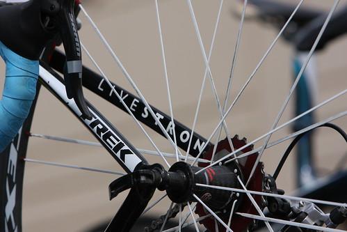 Lance Armstrong's Bike