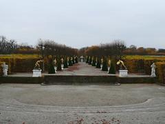 The Herrenhausen Gardens - Die Herrenhäuser Gä...