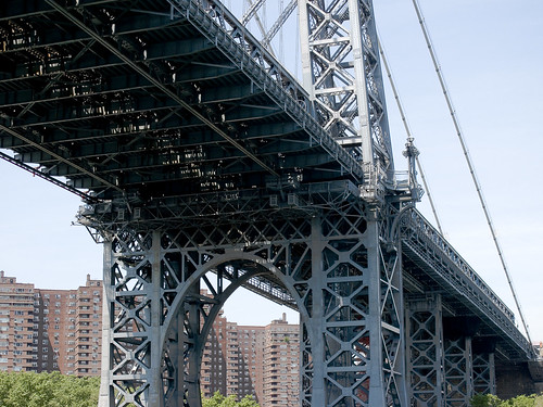 Williamsburg Bridge by you.
