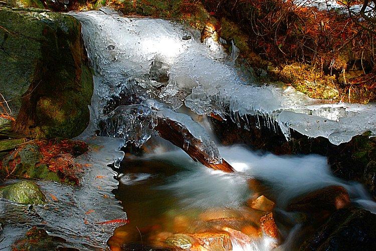 Munson Creek ice