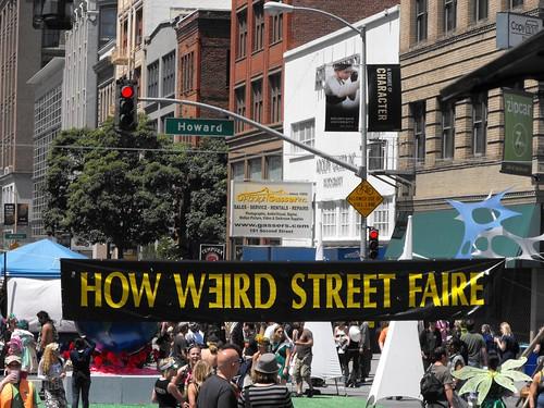 How Weird Street Faire  2009 1