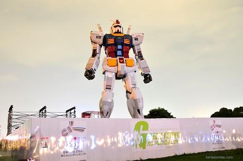 Odaiba Gundam 9