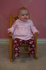 Chelsea - Rocking Chair - 12 months