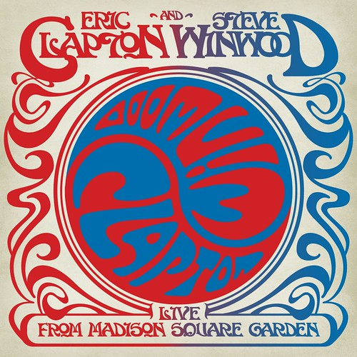 Eric Clapton & Steve Winwood - Live From Madison Square Garden (DVD / CD)