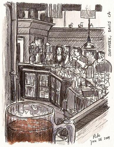 a litre of sudwerk