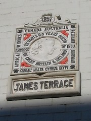 Queen Street Plaque, Redcar