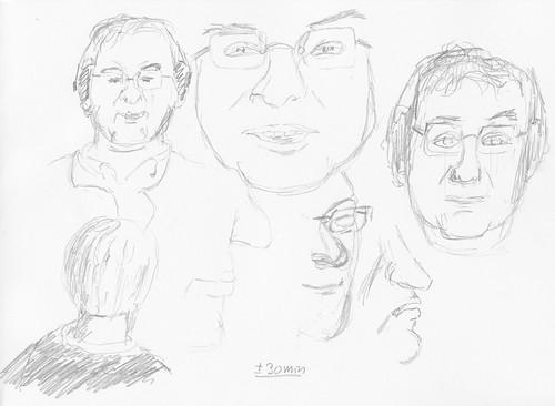 Drawing Leo Laporte - TTG 2009-02-21