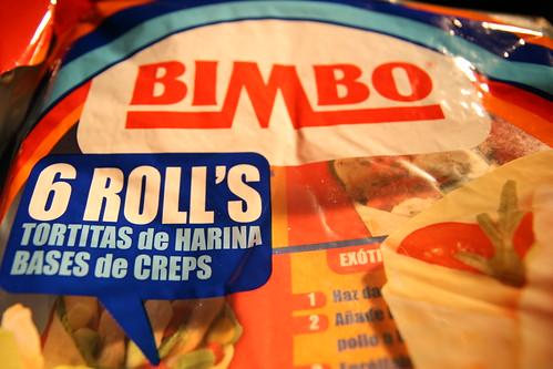 Bimbo Tortillas
