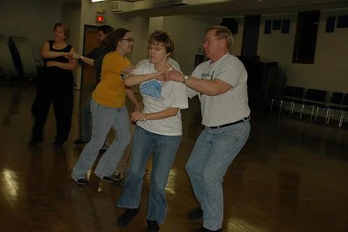 Capitol City Swing Rehearsal - 2/18