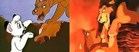 el rey leon plagio 2 por ti.