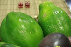 Đu đủ xanh Okinawa