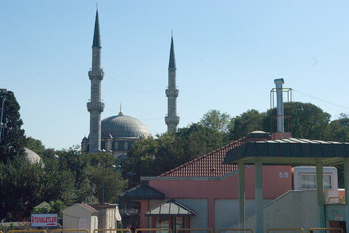 Eyüp Sultan Camii, Eyup Sultan Mosque, Eyup, Golden Horn, Haliç, İstanbul, pentax k10d