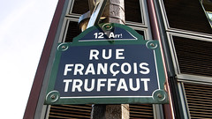 Rue Francois Truffaut