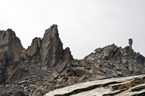 Contrafforti Monte Bessun