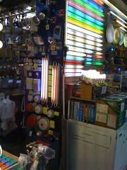 Neon lights, Akihabara