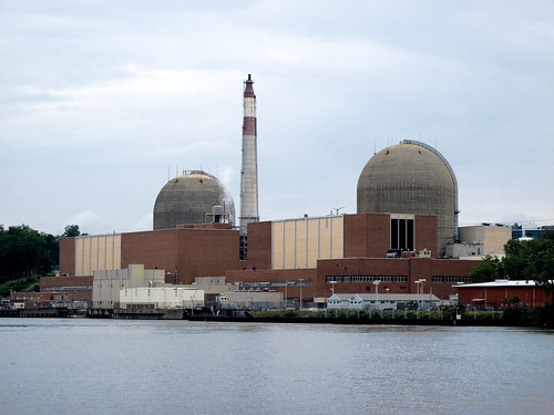 Indian Point Nuclear Power Plant by you.