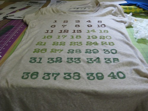 Finished Numbers
