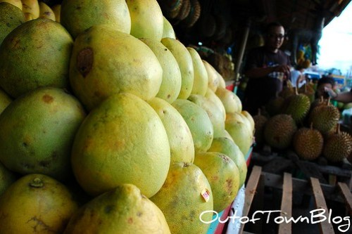 Davao Fresh Sweet Pomelo