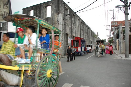 Walking Touris in Intramuros