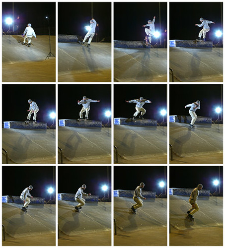 Wes: Tailslide to fakie