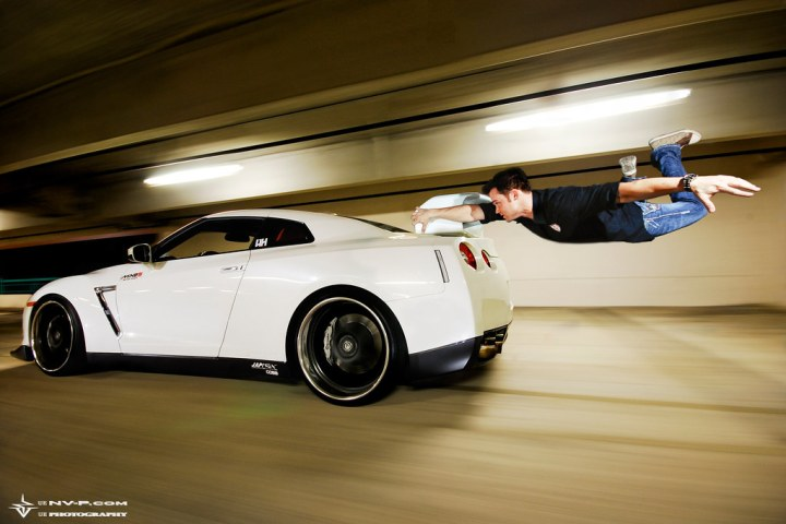 Hang on to your GTR