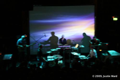 Tortoise @ Great American Music Hall, SF 7/13/09