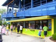 Cedar Point - Sky Ride Refreshments