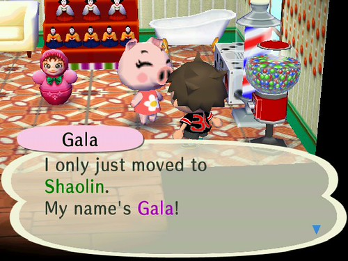 Greetings Gala!