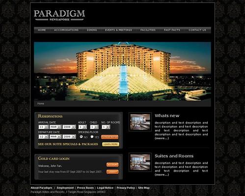Paradigm Singapore - Home Page