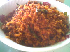 STP's sambal udang kering