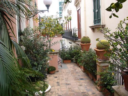 Catania Villa Romeo