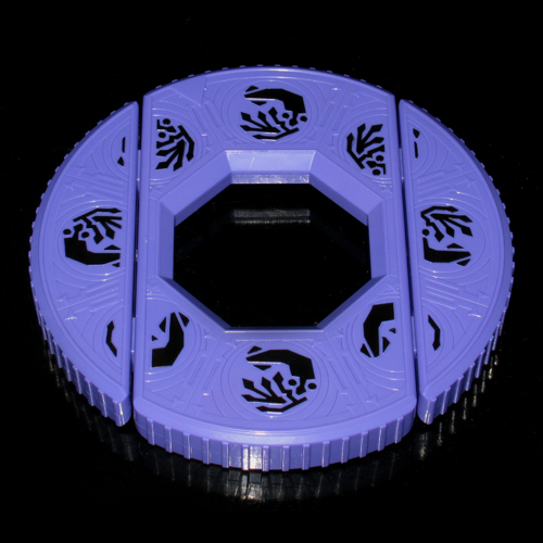 Ika Origami Hiden Disk