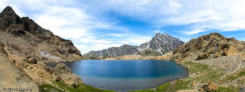Lake Ingalls Pano