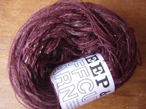 keep and share offcuts yarn - 2