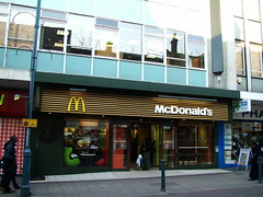 3000th McDonald's in the world