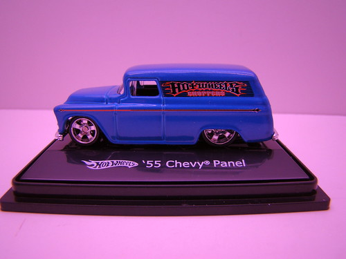 hot wheels HO chevy panel