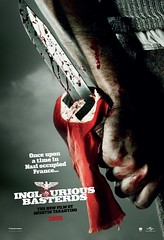 Inglorious Basterds Teaser poster 2