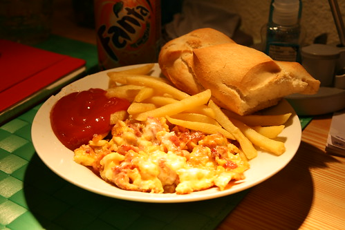 Eggs and Fries