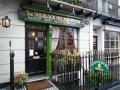 Sherlock Holmes Museum (2)