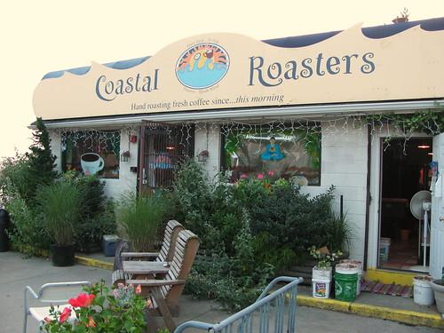 Coastal Roasters, Tiverton RI by you.