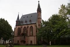 Kiedrich - St-Michaelskapelle