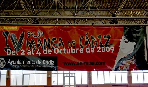 Salón del Manga de Cádiz 2009