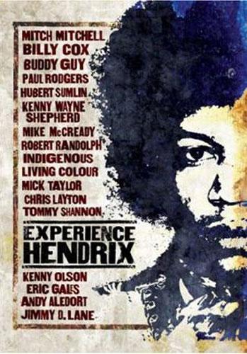 Experience Hendrix Tour DVD